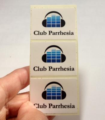 去年以来で4度目のClub Parrhesiaにて当選です