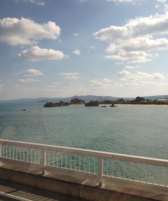 2日目に古宇利島へ行って景色を満喫後にリゾネックス名護へ