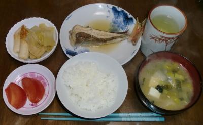 毎日、低カロリーな晩ご飯を!(2.9〜2.15)