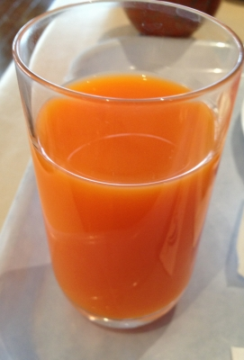 朝ご飯もしっかり食べて鹿児島市内の観光スタートでした