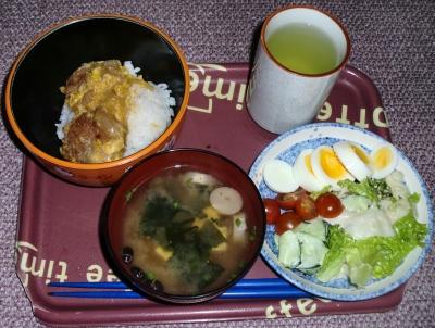 毎日、低カロリーな晩ご飯を!(4.20〜4.26)