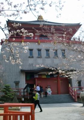 紀三井寺は、素晴らしい大きなお寺でした