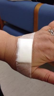 四国がんセンターで胃がん手術後の5年の最後の診察でした