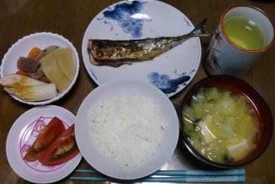 毎日、低カロリーな晩ご飯を!(5.18〜5.24)