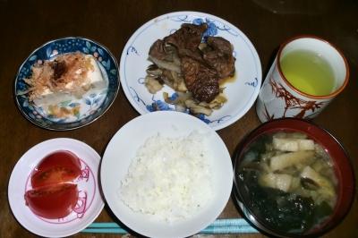 毎日、低カロリーな晩ご飯を!(5.25〜5.31)