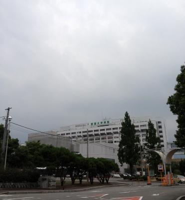 愛媛大学医学付属病院の皮膚科に行って来ました