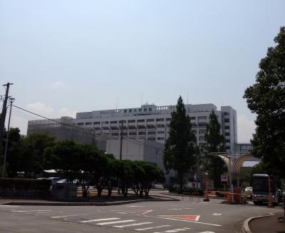 1ヶ月振りに愛媛大学附属病院皮膚科へ行きました