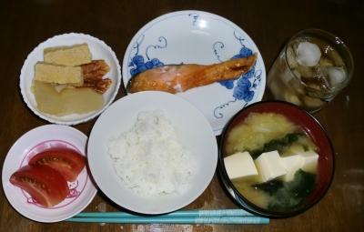 毎日、低カロリーな晩ご飯を!(8.24〜8.30)