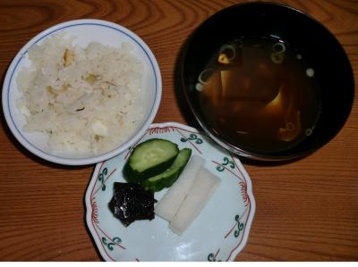 海鮮北斗で食べた食事一覧