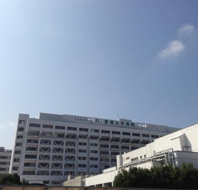 ひさしぶりに愛媛大学医学部付属病院皮膚科へ
