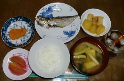 毎日、低カロリーな晩ご飯を!(9.14〜9.20)