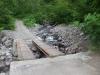 140705修復された円山沢の鉄橋