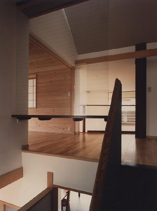 木場の家内観