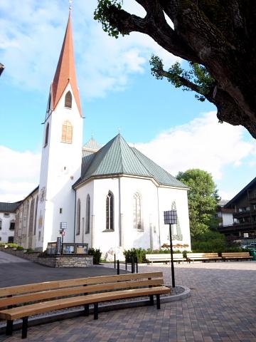 ゼーフェルドの教会