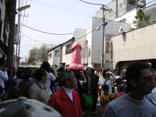 かなまら祭り18