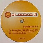 Bileebob-Sunshine EP