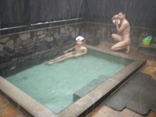 阿部旅館 露天風呂