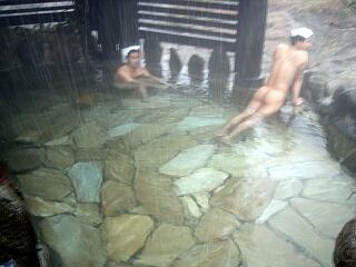 阿部旅館 せせらぎの風呂