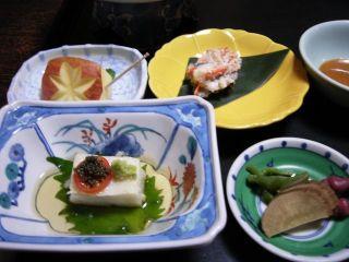 雄山閣 夕飯1