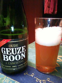 BOON GEUZE(ブーン・グース)