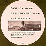 Esteban Adame - East Lost Luv EP