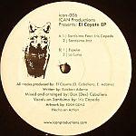 El Coyote - El Coyote EP