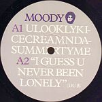 Moody - I Guess U Never Been Lonely EP