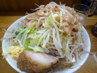 ラーメン二郎 赤羽店2