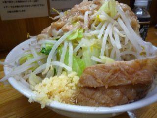 ラーメン二郎 赤羽店3