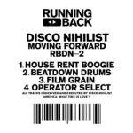 Disco Nihilist - Moving Forward