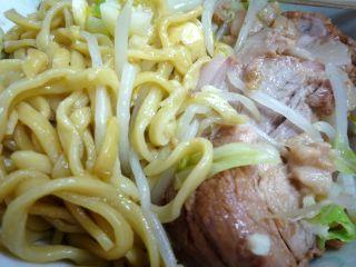 ラーメン二郎 環七一之江店4