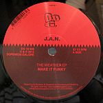 J.A.N. - The Weather EP