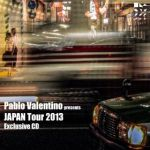 Pablo Valentino Presents Japan Tour 2013