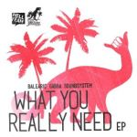 Balearic Gabba Soundsystem - What You Really Need EP