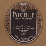 Jun Fukamachi - Nicole (86 Spring And Summer Collection - Instrumental Images)