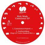 Rick Wade - Conscience EP