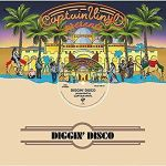 DIGGIN DISCO presented by CAPTAIN VINYL
