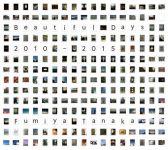 Fumiya Tanaka - Beautiful Days 2010-2015