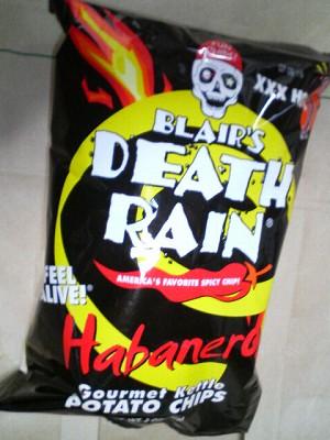 DEATH RAIN ★★★★★