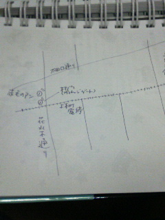 地図はこちら。。。