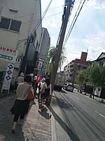 湯町温泉街
