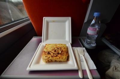 TGV クロックムッシュー