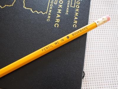 BOOKMARC pencil