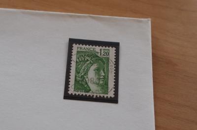 フランス 切手