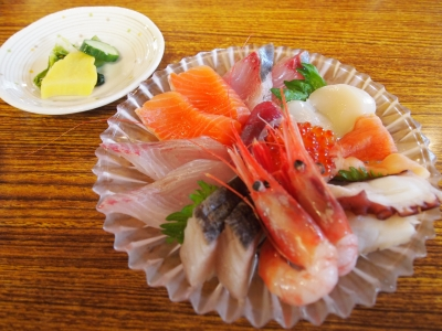 舞鶴 大六丸 海鮮丼
