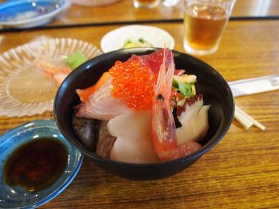 西舞鶴 海鮮丼 大六丸