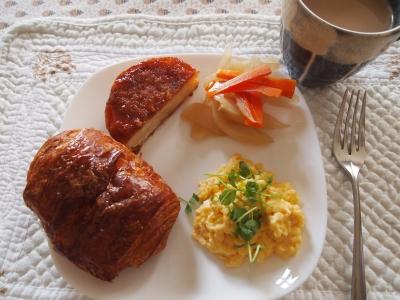 ビゴ パン 朝食