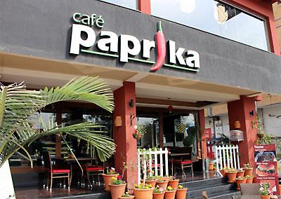 Cafe Paprika