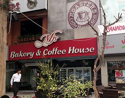 MJ's Bakery