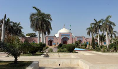 シャー・ジャハーン・モスク
